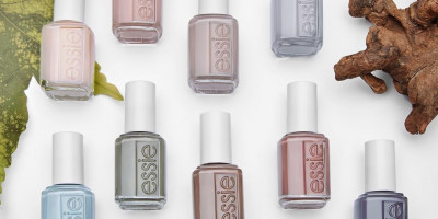 Essie Wild Nudes Collection