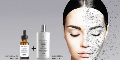 SkinCeuticals Double Defense Against Atmospheric Skin Aging