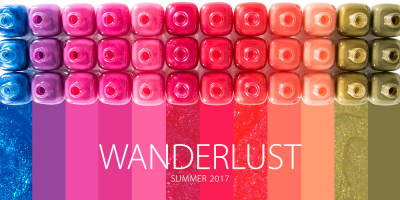Zoya Wanderlust Collection for Summer 2017
