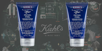 Kiehl's Since 1851 Facial Fuel Energizing Moisture Treatment for Men with Chestnut Extract