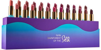 Tarte Limited-Edition Color Splash Hydrating Lipstick Vault