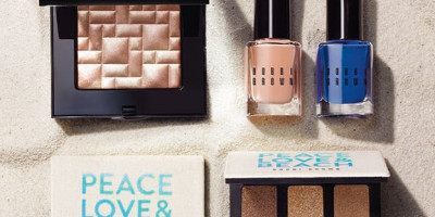 Bobbi Brown Peace, Love & Beach Makeup Collection for Summer 2017