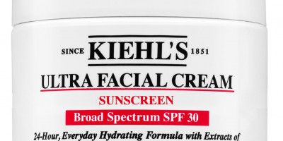 Kiehl's Since 1851 Ultra Facial Cream now with SPF 30