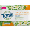 Tom's of Maine Organic Orange Blossom Natural Body Wash and Beauty Bar