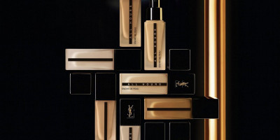Yves Saint Laurent All Hours Makeup for Fall 2017