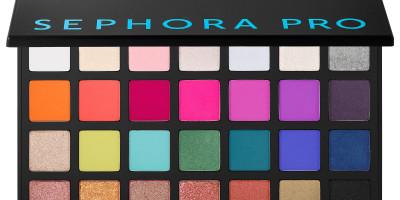 SEPHORA COLLECTION welcomes three Sephora Pro Eyeshadow Palettes