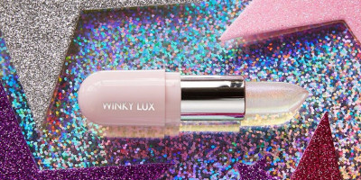 Winky Lux to Launch Glimmer Balm Lip Stains