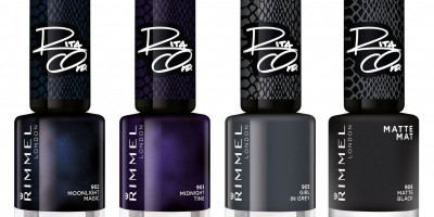 Rimmel Shades of Black by Rita Ora