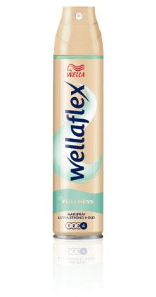 wellaflex hårspray