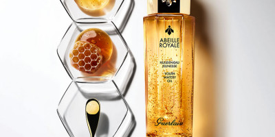 Guerlain Abeille Royale Youth Watery Oil and Black Bee Honey Balm