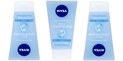 Nivea Daily Essentials Gentle Exfoliating Scrub