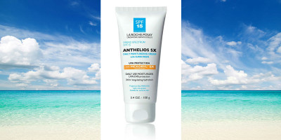 La Roche-Posay Anthelios SX Daily: A Moisturizing Cream with SPF 15 Sunscreen