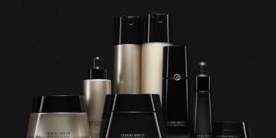 Giorgio Armani extends its Crema Nera Extrema collection
