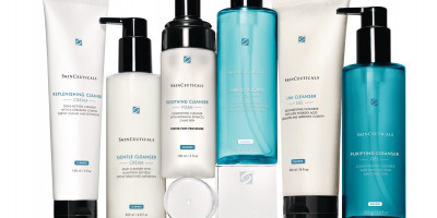 SkinCeuticals annaunces the launch of two new cleansers
