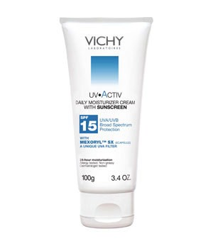 Uv protective everyday facial moisturizing cream spf 15 the