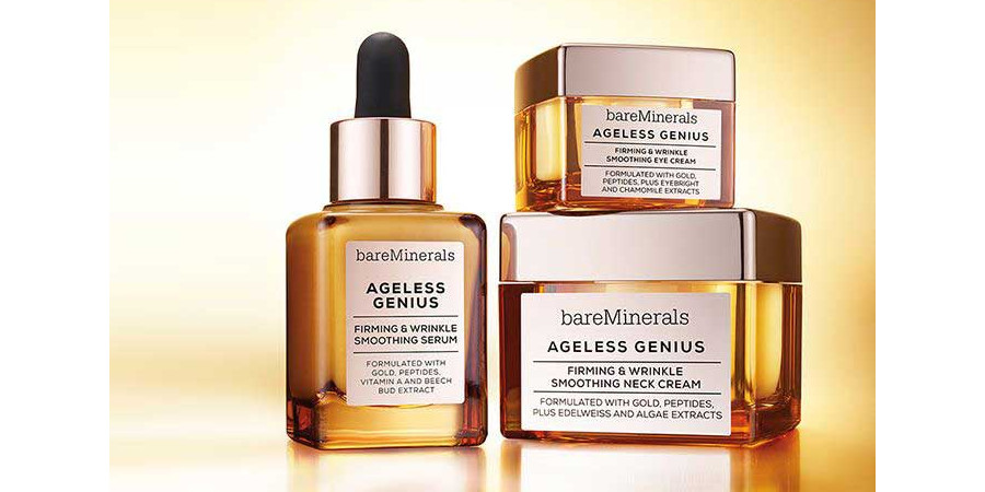 abb5068ac38a bareMinerals Ageless Genius skincare collection