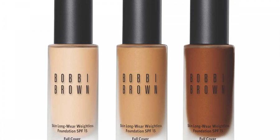 Bobbi Brown Introduces Skin Long Wear Weightless