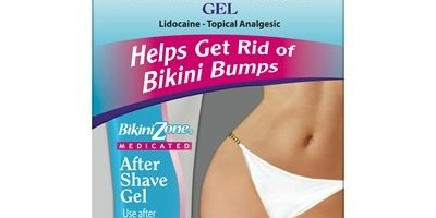 READER GIVEAWAY: Win Bikini Zone Medicated After Shave Gel