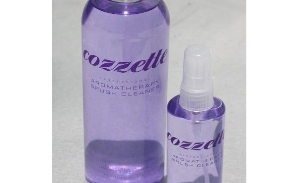 Introducing Cozzette Aromatherapy Brush Cleanser
