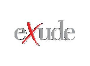 Exude