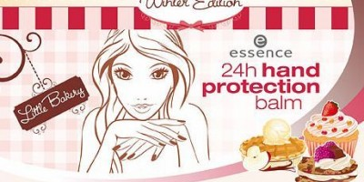 Essence 24h Hand Protection Balm - Winter Edition Little Bakery