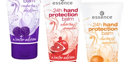 NEW Essence 24h Hand Protection Balm - Winter Edition
