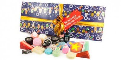 LUSH Holiday 2011 Gift Offerings