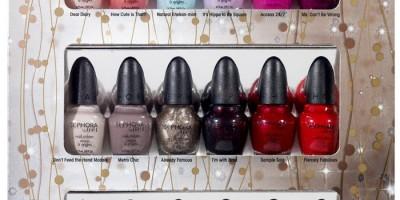 SEPHORA by OPI Glimmer Wonderland Nail Polish Sets