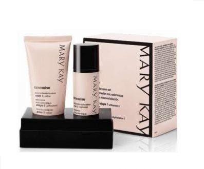 Mary Kay Timewise Microdermabrasion Set Skin Care Beautyalmanac