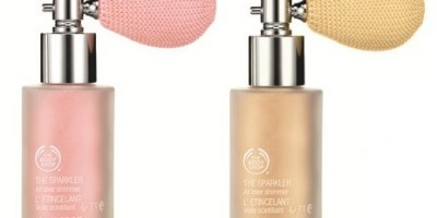 The Body Shop Holiday 2011 Collection