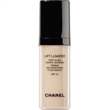 Chanel Lift Lumi 200 Re Firming Smoothing Fluid Makeup Spf 15