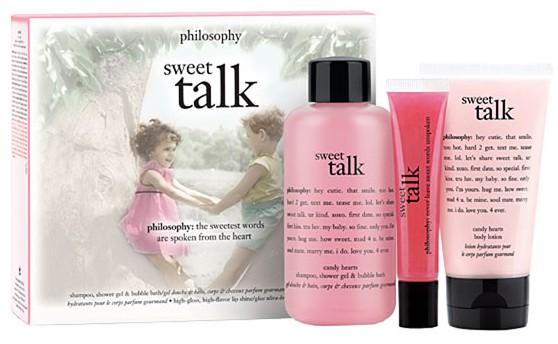 Philosophy Sweet Talk Candy Hearts Set