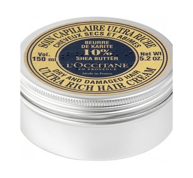 L'Occitane Shea Butter Ultra Rich Hair Mask