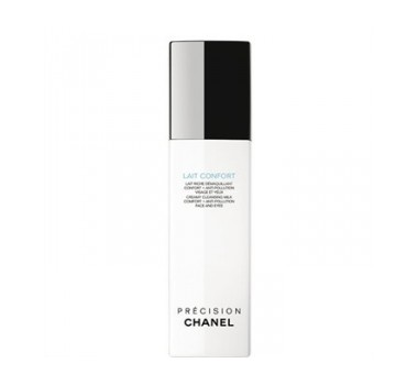Chanel LAIT CONFORT CREAMY CLEANSING MILK COMFORT ANTI-POLLUTION FACE AND EYES