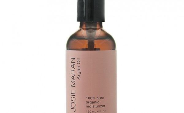 Apply Argan Oil from Head to Toe with a NEW Bigger Bottle by Josie Maran Cosmetics