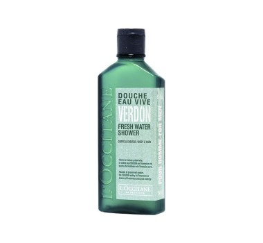 L'Occitane Verdon Fresh Water Shower Gel for Body & Hair