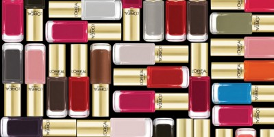L'Oreal Paris Colour Riche Mini Nail Polish Collection