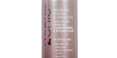 Giovanni Cosmetics 2chic™ Brazilian Keratin & Argan Oil Ultra-Sleek Leave-In Conditioning & Styling Elixir
