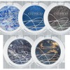 Catrice Out Of Space Baked Eyeshadow Planets