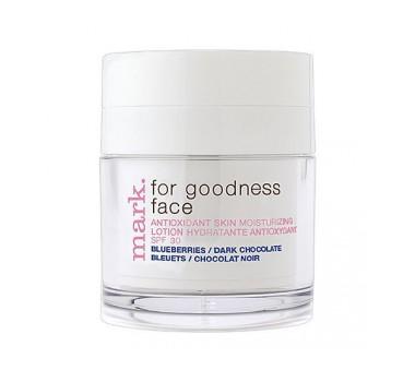 Avon mark For Goodness Face Antioxidant Skin Moisturizing Lotion SPF 30
