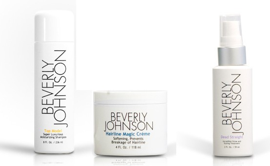 Supermodel Beverly Johnson launches new haircare and ponytail line at Target