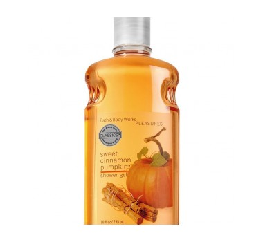 Bath & Body Works Sweet Cinnamon Pumpkin® Signature Collection CLASSICS Shower Gel