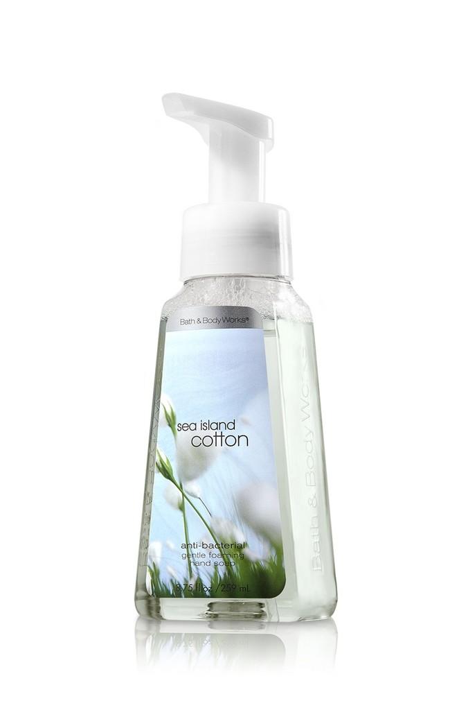 Bath Amp Body Works Sea Island Cotton 174 Anti Bacterial