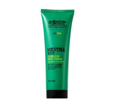 Bath & Body Works C.O. Bigelow Mentha Foot Tingling Foot Cream