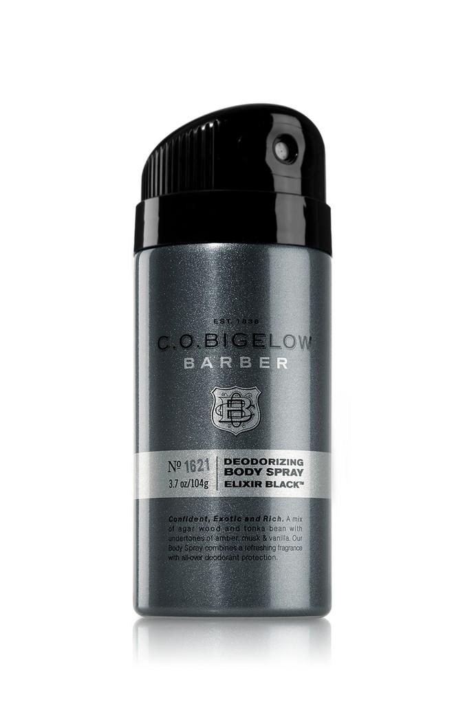 Bath Amp Body Works Elixir Black C O Bigelow Body Spray
