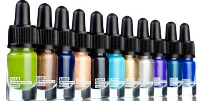 LUSH Launches Emotional Brilliance Color Cosmetics Range