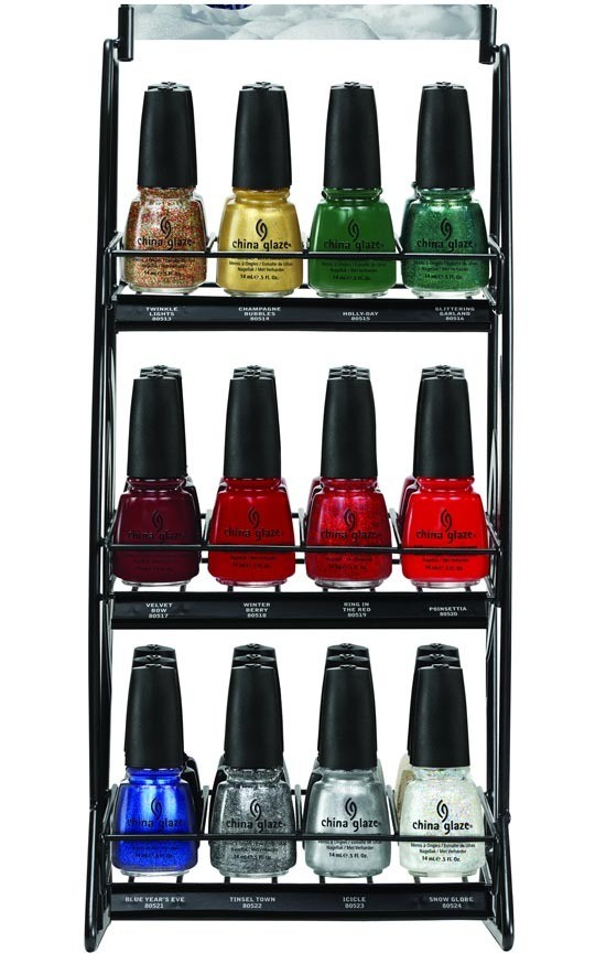China Glaze Holiday 2011 Nail Polish | Makeup